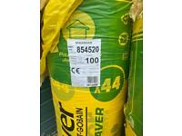 2 x Rolls loft insulation space saver