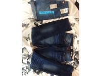 Men's jeans / shorts