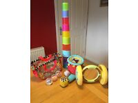 4 X Early Learning Centre Toys