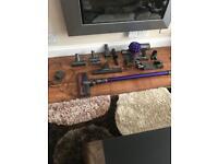 Dyson v6 animal cordless handheld hoover
