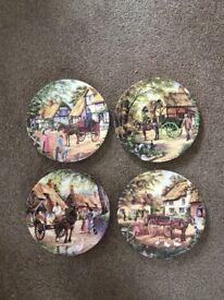Royal Doulton Collectable Plates