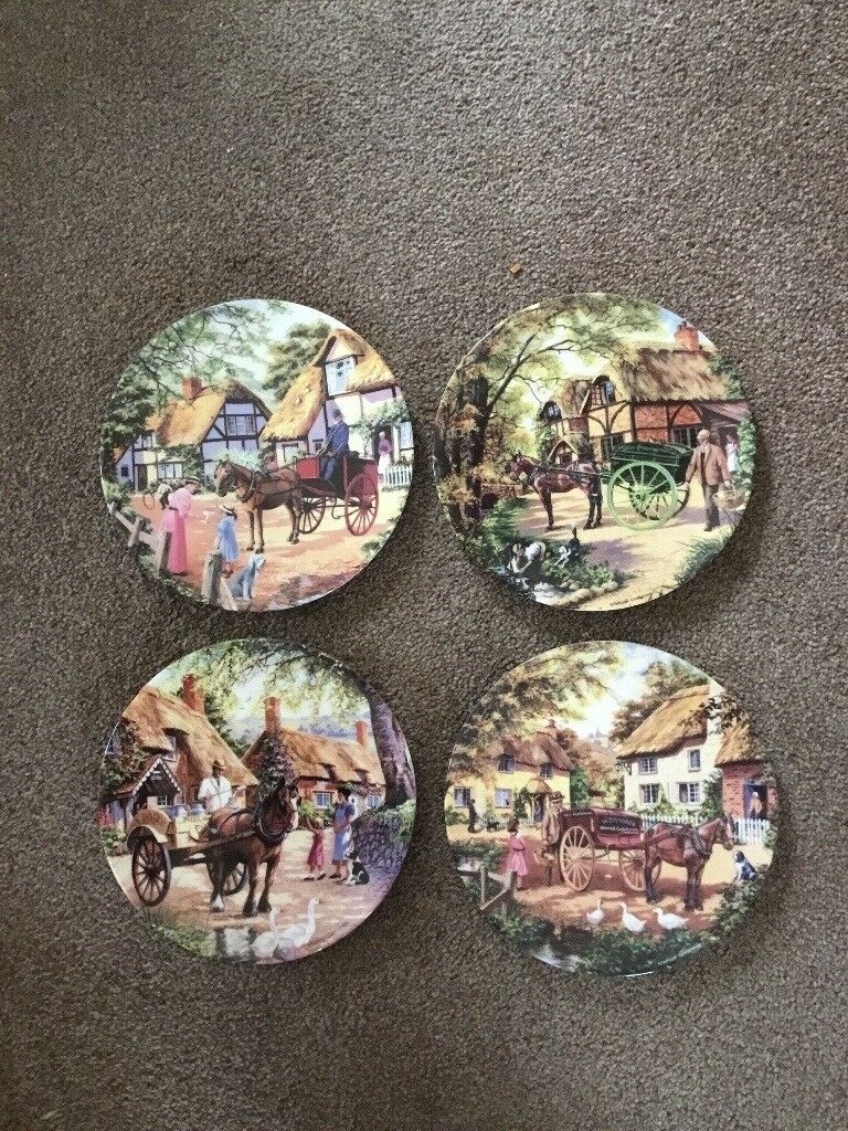 Royal Doulton Collectable Plates