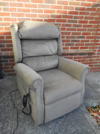 Riser recliner mobility chair. Can deliver