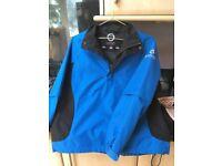 Boys Sunderland waterproof windproof golf top