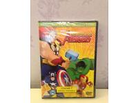 Avengers DVD... Heroes Assemble. Brand new, sealed.