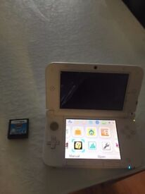 Nintendo DS white color cheap with game included