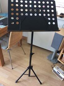 Sheet music stand for sale