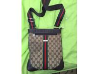 Large Gucci pouch