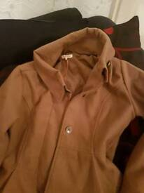 Girls brand new coat age 7 to 10