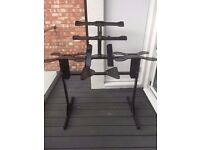 Sefour X25 DJ Stand + CD Mount for technics pioneer denon and more