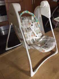 Garco baby swing