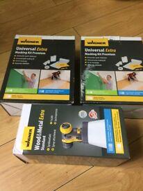 Wagner Universal Extra Masking Kit Premium,Wood & Metal Extra Standard Spray Gun