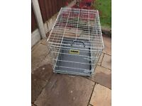 Dog cage good condition for sale £20