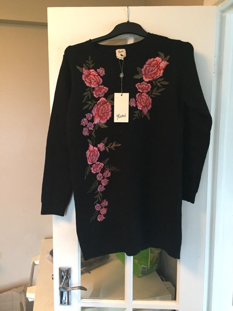 6543575e99b BNWT Yumi jumper dress