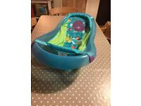 Fisher Price Ocean Wonders Aquarium Baby Bath Tub