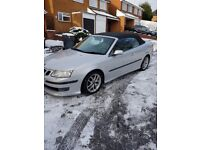 06 plate saab aero convertible private plate