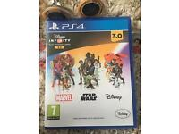 Disney Infinity PS4 game and 29 characters £2 each