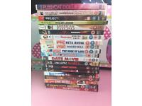 DVD mixed bundle