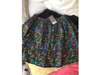 Girls skirt brand new from next age 12