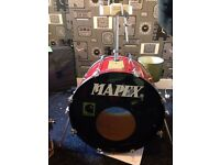 Mapex mars series bass drum