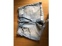 Jack Wills shorts size 10