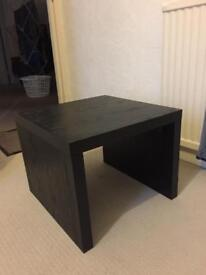 Small Side Table (Black)
