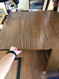 Formica Deopleaf table