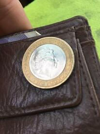 The First World War £2 coin