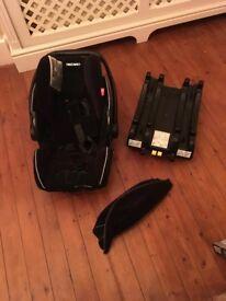 RECARO Car Seat with ISOFIX - As new