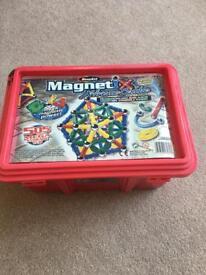 Magnetix xtreme combo 505+ pieces
