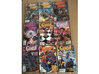 Joblot of Gambit marvel comics £7