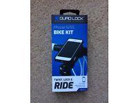 Quad Lock Bike Kit For iPhone SE / 5 / 5S