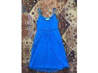 Blue Wallis size 12 dress