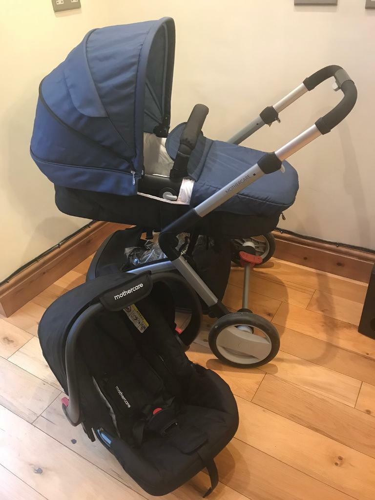 Mother care 3 in 1 Pushchair