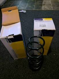 Brand new fiat punto 1.2 pair of front suspension springs