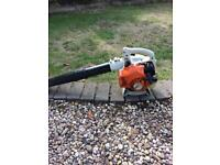 Stihl sh55 Two Stroke Petrol Leaf blower