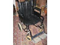Adult Folding Wheelchair