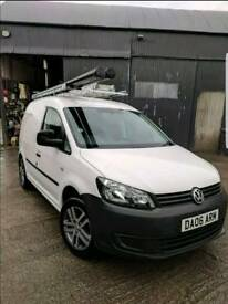 Vw Volkswagon Caddy (NO VAT) Inc bott shelving