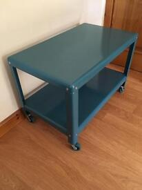 Ikea Coffee Table - Trolley Unit on Casters