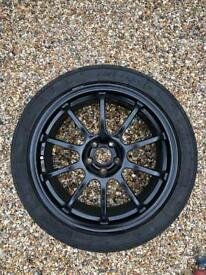 """Rota G Force Wheels 5x100 17""""x8"""