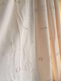 Curtains - handmade ceiling to floor curtains with tiebacks