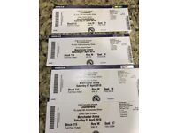 COURTEENERS MANCHESTER - PRIME SEAT TICKETS