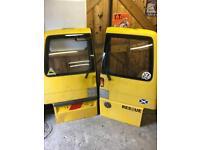 Vw T4 Transporter Barn Doors