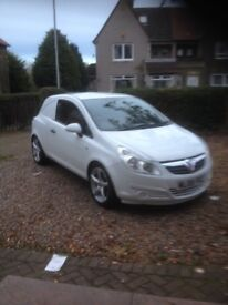 Vauxhall corsa van SALE OR SWAP