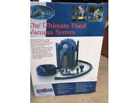 Bermuda Pondi pond vacuum pump, used only once