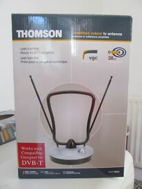 Thomson Amplified Indoor TV Antenna