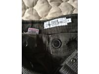 Mens shorts size 34 new, next