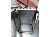 A1 Hang-a-Plan Architect's Drop Mount Trolley + 12 x A1 binders, original RRP over £750
