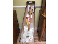 As New! Fender Stratocaster/Strat 2016 MiM (Made in Mexico/Mexican Standard) + Bag - Electric Guitar