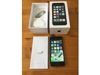 iPhone 5S on Vodaphone 16GB boxed